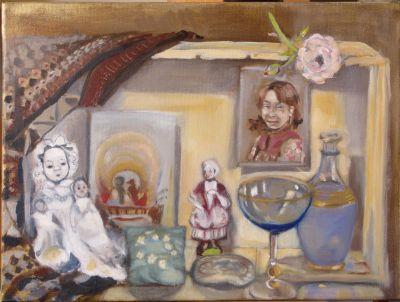 biografisch tableau Rozemarijne Elisabeth