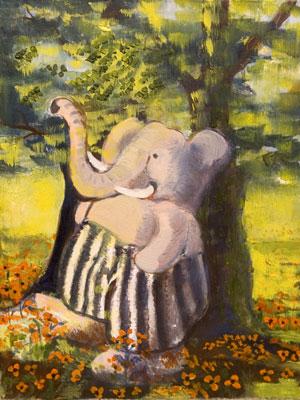 kinder, olifant_2