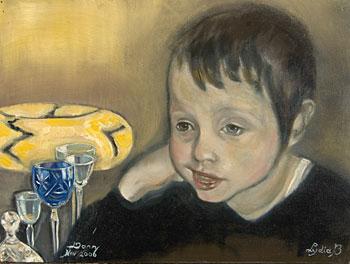 portret Daan