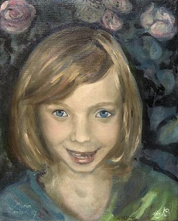 portret marijn