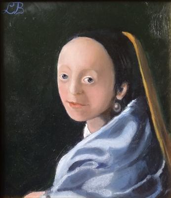 onbekende Vermeer LB
